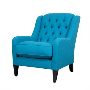 Bladon-buttoned-backed-armchair-from-Wesley-Barrell