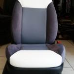 fotel przedni z zagłówkiem do samochodu marki SEAT