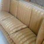 kanapa wypoczynkowa z funkcją spania / fot. Joanna Wędrychowic