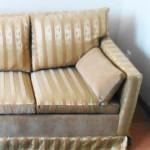 kanapa wypoczynkowa z funkcją spania / fot. Joanna Wędrychowicz