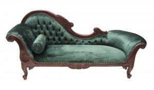 www.ebay.de Extravagantes exclusives Chaiselongue Empire